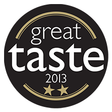 Double Gold Great Taste Awards 2013