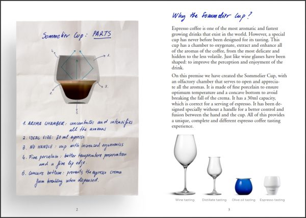 Coffee Sommelier Cups - what makes them so special