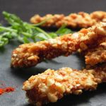 Almond Crusted Paprika Chicken
