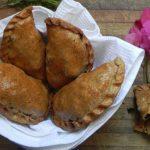Empanadillas de Sardinillas - Baby Empanadas with Sardines