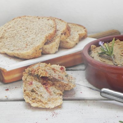 Sardine Pâté With Capers