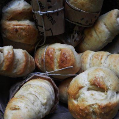 Spanish Sweet Milk Bread