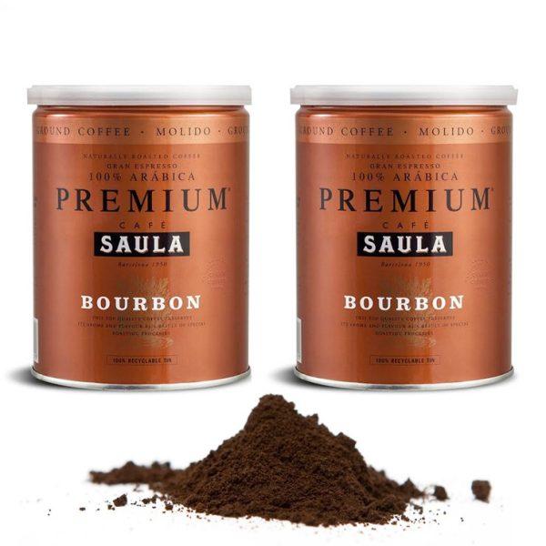 Cafe Saula Bourbon 2 Pack