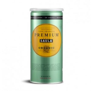 Cafe Saula Premium Organic Coffee Beans