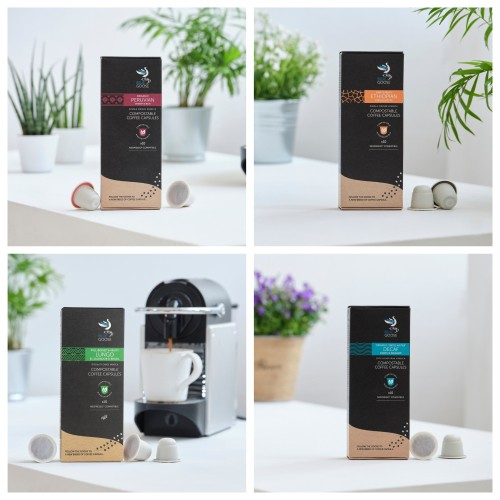 Biodegradable-Compostable-Nespresso-Coffee-Pods-Blue-Goose-Plastic-Free-Eco-Coffee-Capsules-Gift-Pack