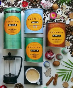 Cafe Saula coffee lovers gift guide Christmas (c) The Foodies Larder