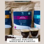 NEW! Organic Peruvian Coffee