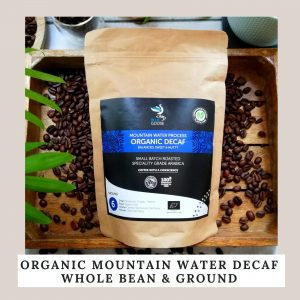 Mountain Water Decaf Whole Bean & Ground